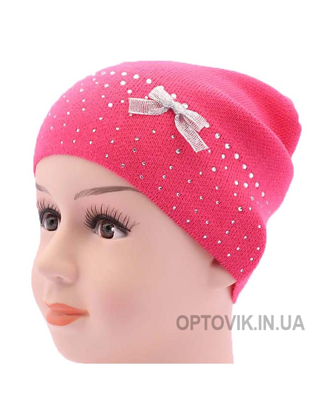 Детская вязаная шапка DV1519-48-52