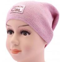 Детская вязаная шапка Блеск DV2320-46-50