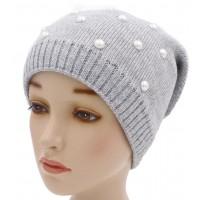 Детская вязаная шапка Сандра W23428-52-56