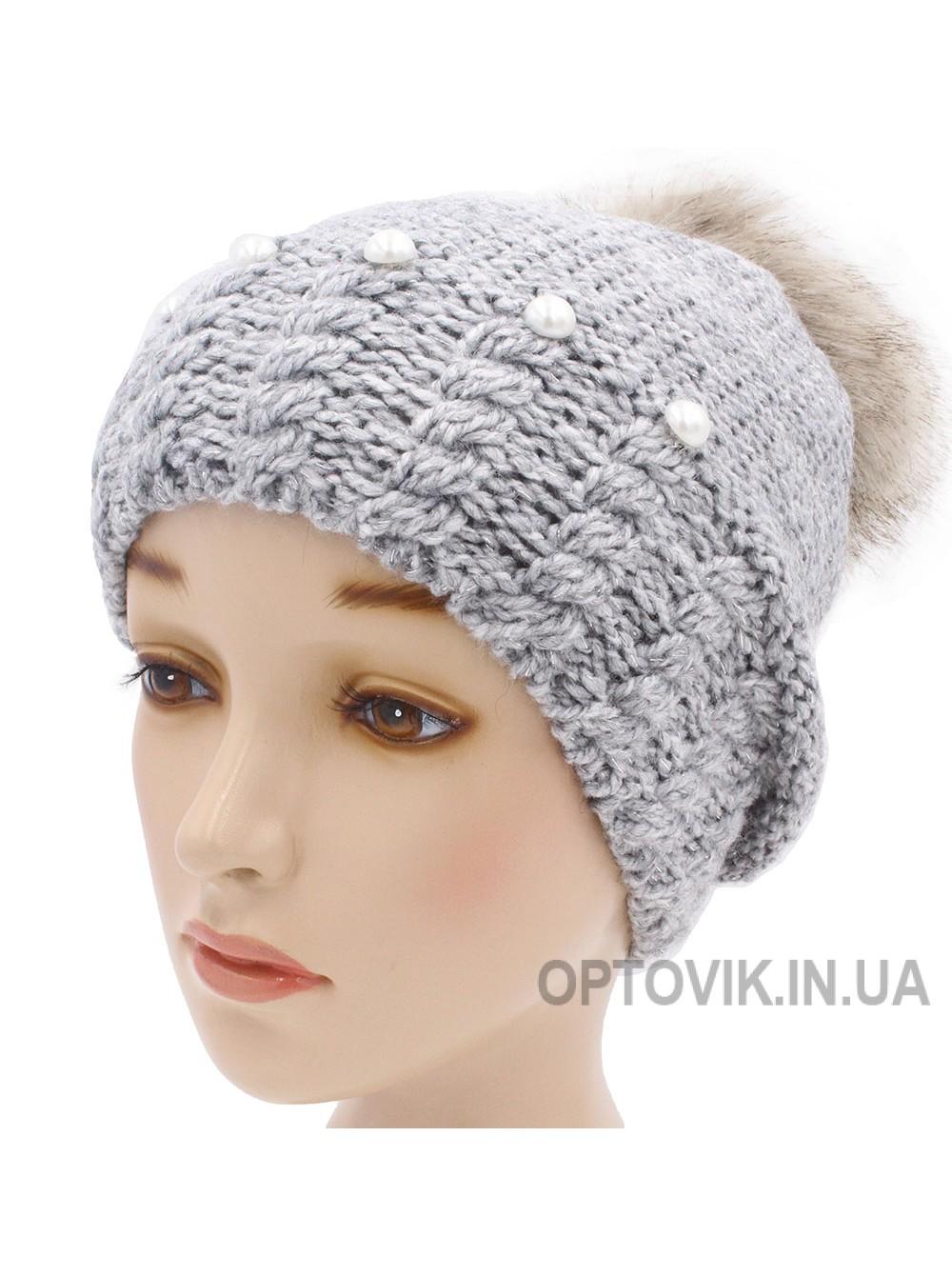 Детская вязаная шапка Николетта W23630-52-56