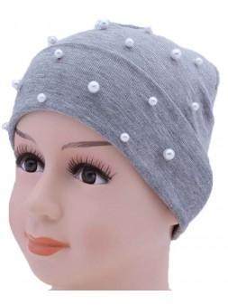 Детская трикотажная шапка Ксюша