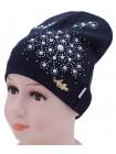 Детская трикотажная шапка Одуванчик