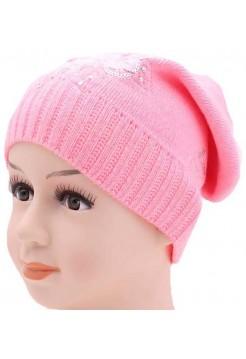 Детская вязаная шапка 128922-50-52
