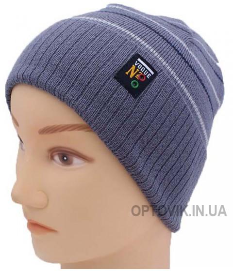 Детская вязаная шапка 119016-54-58