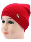 Детская вязаная шапка BVA01110-46-50