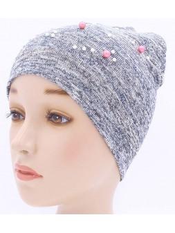 Детская трикотажная шапка BTA03817-50-52