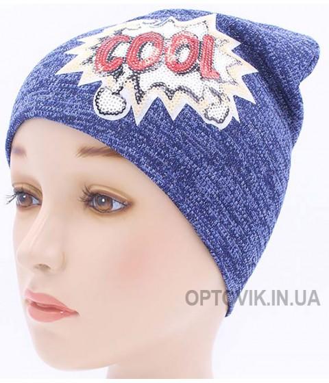 Детская трикотажная шапка BTA04517-50-54