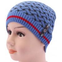 Детская вязаная шапка BVA01409-48-52
