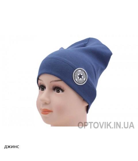Детская трикотажная шапка BTA02513-50-52