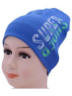 Детская трикотажная шапка BTA03312-46-50