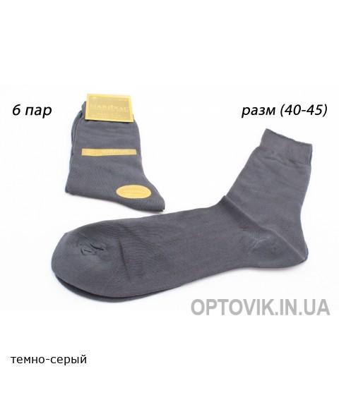 Носки лето 6 пар - sm608-10733
