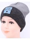 Детская вязаная шапка Карл D57830-50-54