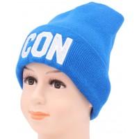 Детская вязаная шапка Айкон F-68m-28-50-52