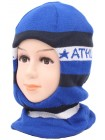Детский вязаный шлем Шлем Атлетик W-1m-45-52-54