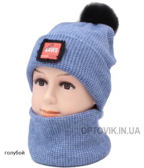 Детский вязаный комплект Богдан BVW-175-48-54