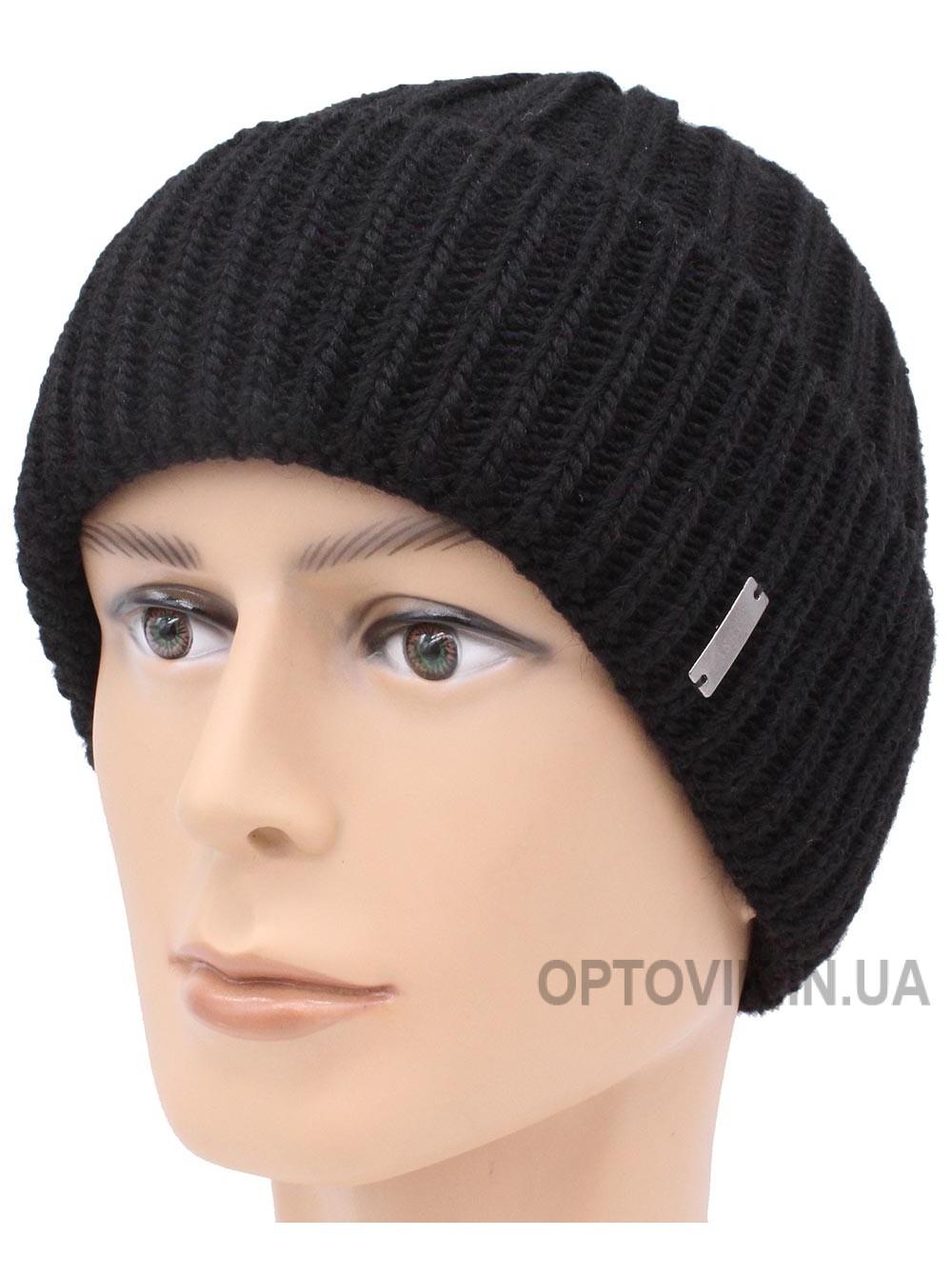 Детская вязаная шапка N25-16-54-56