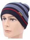 Детская вязаная шапка N40-12-54-56