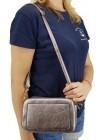 Женская модельная сумка Name кожзам 21х13х9 - Na109-107