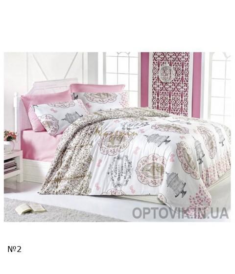 Комплект постельного белья Nazenin Vintage №10714