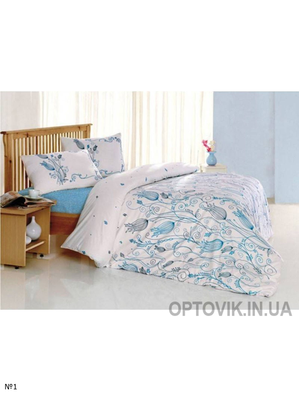 Комплект постельного белья ALTINBASAK №9287