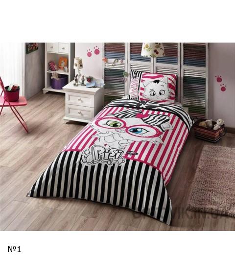 Комплект постельного белья TAC RNF DISNEY PISI FASHION №13882