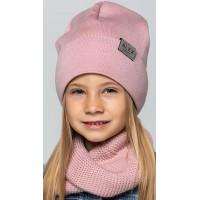 Детская вязаная шапка D680285-50-54 Джулия