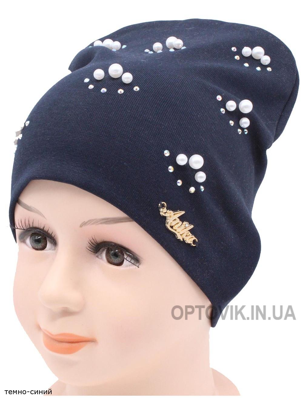 Детская трикотажная шапка Капелька