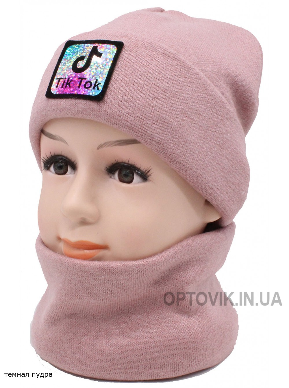 Детский трикотажный комплект Тик ток 36-48-50 №1