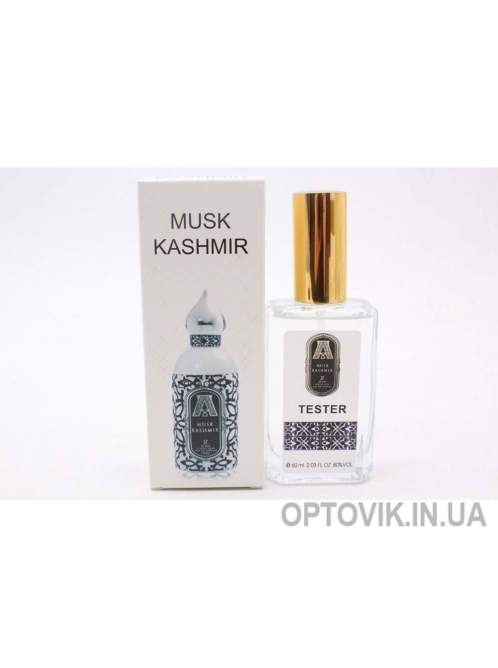 Женский парфюм тестер: Musk kashmir 60мл
