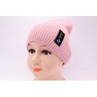 Детская вязаная шапка №004185-52-54
