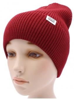Детская вязаная шапка №050190-54-56