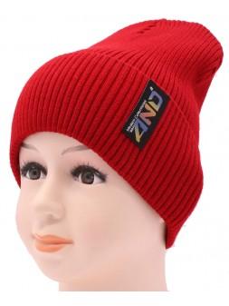 Детская вязаная шапка №060210-52-54