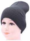 Детская вязаная шапка №026185-54-56