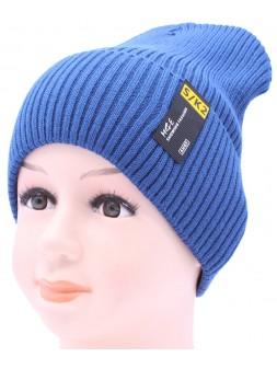 Детская вязаная шапка №032185-52-54
