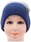 Детская вязаная шапка №056210-54-56