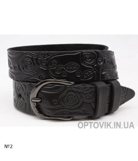 Ремень кожа 35 Skipper- sk100148