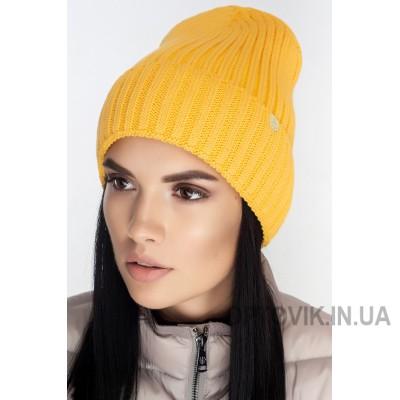 темно-желтый